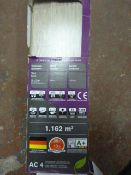 *Pack of Grey Laminate Flooring