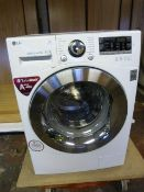 *LG 8kg Direct Drive Washing Machine
