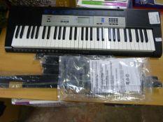 *Casio CTK-1550AD Keyboard