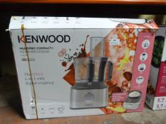 *Kenwood Multiprio Compact Food Processor