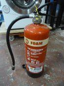 *MF60 6L Foam Fire Extinguisher