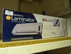 """*Hot & Cold 9"""" Premium Laminator"""