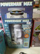 *Powerman Max Programmable Educational Robot