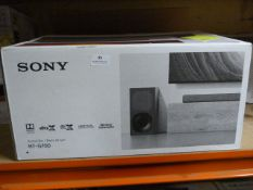 *Sony HT-G700 Soundbar with Subwoofer