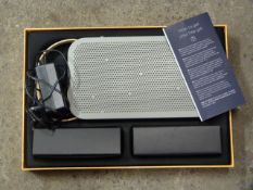 *Bang & Olufsen Beoplay A2 Bluetooth Speaker