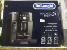 *Delonghi Magnificas Smart Coffee Machine