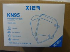 10 Boxes of 20 Xier KN95 Protective Masks
