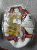 *Samsan Size: 5 Synthetic Waterproof Football