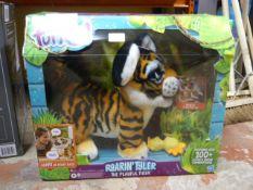 *Furreal Roaring Tyler Playful Tiger