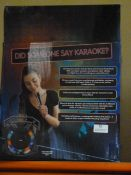 *Rockjam Karaoke Party Pack Speaker
