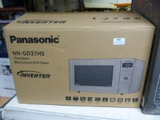 *Panasonic NN-GD37HS Microwave/Grill Oven