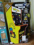 *Arcade 1-Up Pac-Man Plus