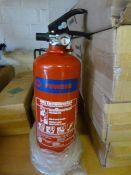 *MP2 2kg Powder Fire Extinguisher