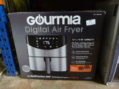 *Gourmia Digital Air Fryer 5.7L/6 quart Capacity