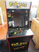 *Sanboro Arcade Game Pac-Man +