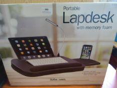 *Foam Lap Desk and Mouse Deck