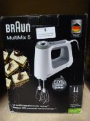 *Braun Multimix 5100 Hand Whisk