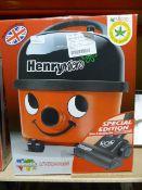 *Henry Micro Hi-Flo Vacuum