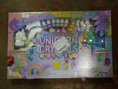 *Unicorn Crystals Set