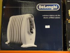 *Delonghi Electric Oil Filled Radiator