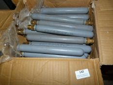 *Box of Carbon Dioxide Class 2.2 Fire Extinguisher