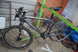 Specialised Cross Trail Bicycle with Suspension an