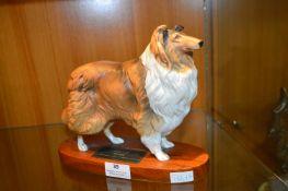 Beswick Colley Dog