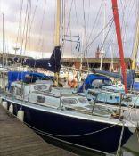 Classic 1965 Kingfisher 30 Yacht