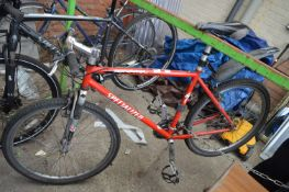 Specialised Rock Hopper Off Road Bicycle