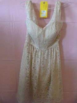 8223 - A Consignment of Wedding and Bridesmaid Dresses, New and Returned Clothing