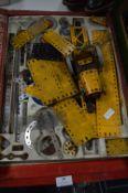 Vintage Meccano No.5 Site Engineering Set