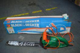Black & Decker Lightweight Hedge Trimmer
