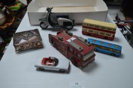 Vintage Dinky Diecast Vehicles etc.