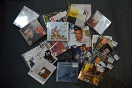 23 Classical CDs (most sealed and new)