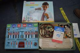 Vintage Merit Chemistry Set