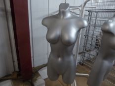 * female hanging torso