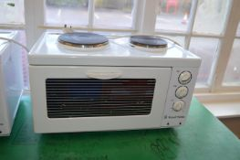 *Russell Hobbs Countertop Oven with Hot Plates