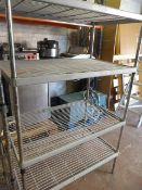 *Shelf Unit ~163x100x60cm