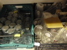 *2 Boxes of Assorted Glasses