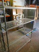 *Shelf Unit ~166x120x45cm