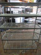 *Shelf Unit ~160x120x51cm