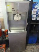 *Freeze Master Ice Cream Machine 240V