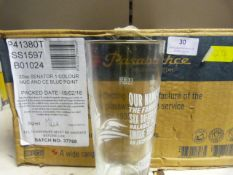 *Box of 24 Ball Point Glasses