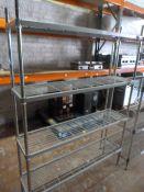 *Shelf Unit ~166x120x30cm