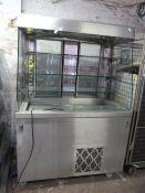440V Refrigerated Serving Unit