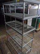 *Shelf Unit ~160x100x51cm