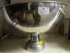 *Large Champagne Ice Bucket