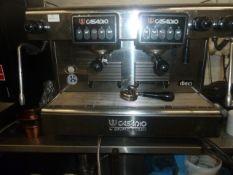 * Casadio by Gruppo Cimbali Dieci espresso italiano 2 group espresso coffee machine