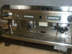 * Rancilio espresso coffee machine - 2 group