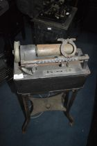 Dictaphone on Stand